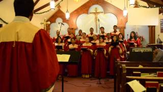 Ambal Poove : CSI Carols 2013 Jubilee Memorial Church