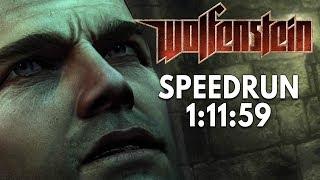 Wolfenstein (2009) Speedrun in 1:11:59 [Personal Best]
