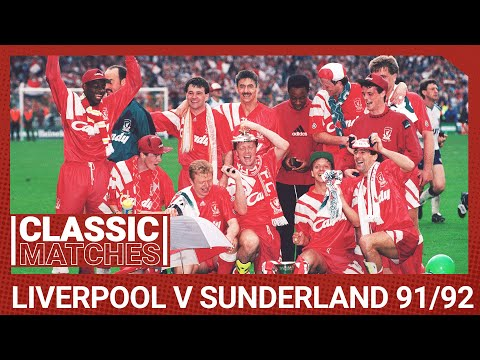 Cup Classics: Liverpool 2-0 Sunderland | Rush & Thomas score as McManaman shines in Wembley final