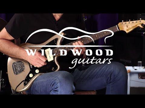 Fender Custom Shop Wildwood 10 1959 Jazzmaster - Heavy Relic  •  SN: R98954