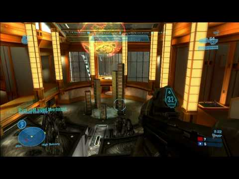 Halo: Reach - Multiplayer Maps (Ivory Tower, Midship)