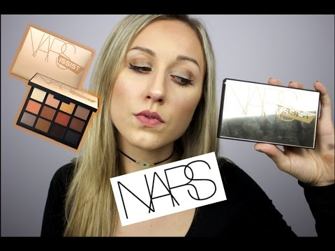 NARSissist LOADED EYESHADOW PALETTE || SWATCHES & GET THE LOOK thumbnail