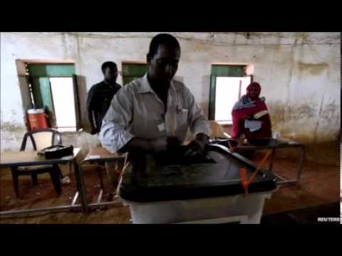 Sudan elections: Polls close after low turnout