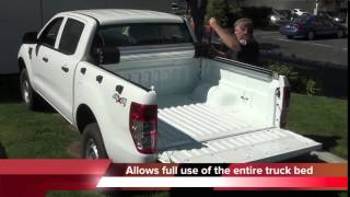 BAK: Roll X Tonneau Cover - Product Features (Ford Ranger Global T6)