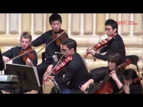 Mendelssohn - Sinfonia for String Orchestra No.9 in C Major - I. Grave - Allegro