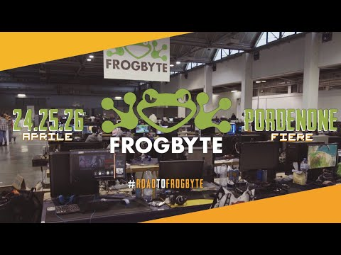 Frogbyte LAN Party 2020 - Trailer<br><br>Frogbyte ...