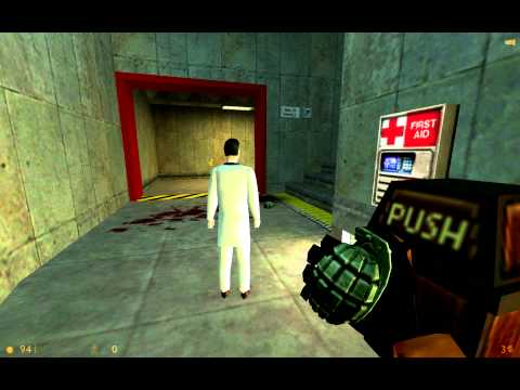 Half-Life: Wounded