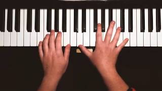 Hoppípolla - Sigur Rós, solo piano cover YouTube Thumbnail
