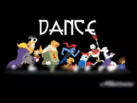 [DANCE] Undertale - Ghost Battle/Dummy! Remix (by ZeroCakes)