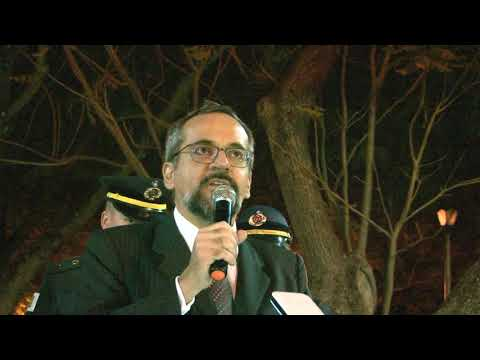 Weintraub fala: palavras do coração na entrega do espadim no CFO da PMDF.