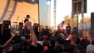 Kid Dynamite - Living Daylights & Bookworm Live @ FYF Fest 9-3-11 in HD