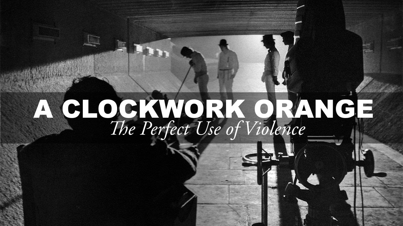 an essay on the violence and corruption in a clockwork orange Clockwork language reconsidered: iconicity and narrative in anthony burgess's a clockwork orange  later in the same essay,.