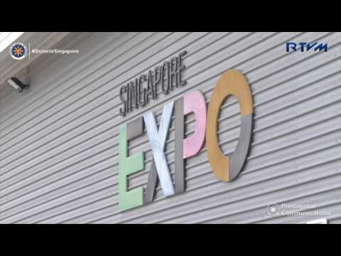 Singapore Expo Convention and Exhibition Centre 12/13/2016