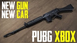 PUBG Xbox HUGE Update for PTS - New Gun, Car & More!