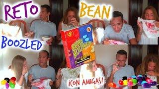 Reto de los Jelly Beans 'Bean Boozled' ♡ ¡Sabor a Comida de Perro, Mocos & Más!