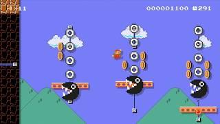 #CLM: The Adrenaline Rush - Beating Super Mario Maker's SUPER EXPERT Levels! (Live Stream)