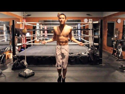 Как Прыгать На Скакалке Для Бокса