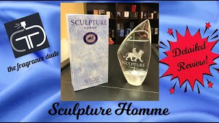 Sculpture by Nikos Fragrance Cologne Review