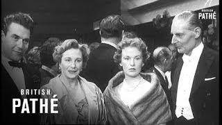 Command Performance Aka Royal Command Film Performance (1955)