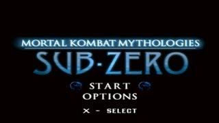 Mortal Kombat Mythologies Walkthrough - Level 1 (PSX)