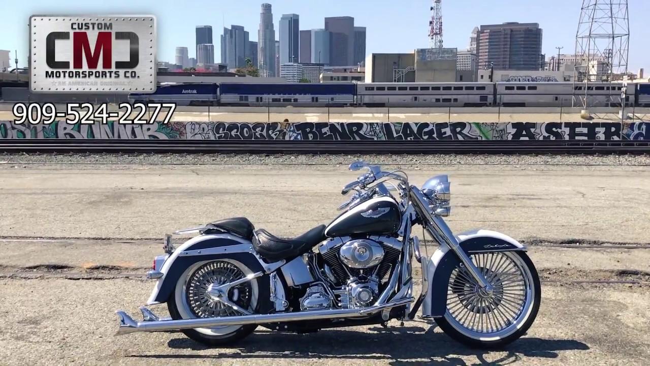 Gangster Harley Davidson Softail