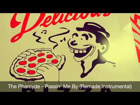 The Pharcyde - Passin' Me By (Remade Instrumental) [HQ]