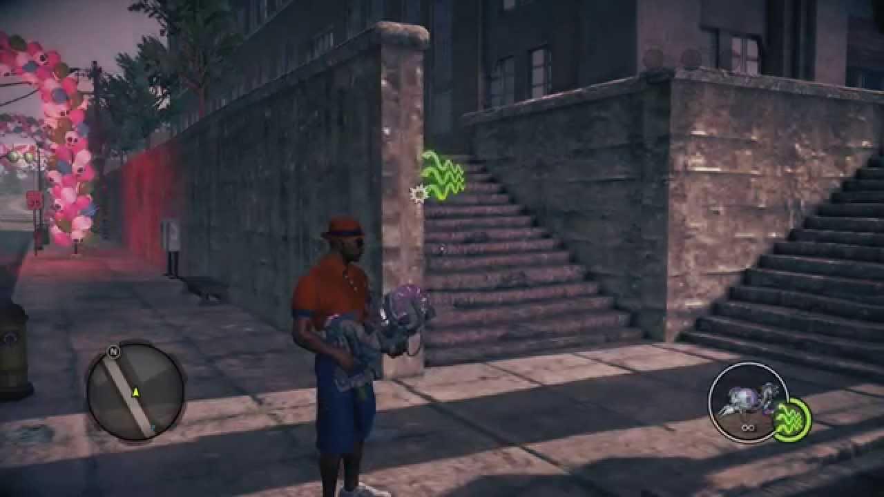 Saints Row IV Open World Gameplay (Xbox 360) - YouTube