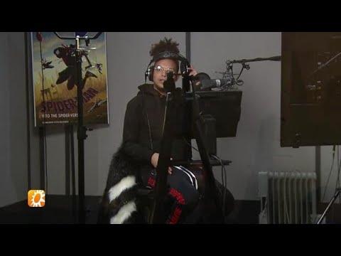 Ronnie Flex lyrisch over inspreken film Spiderman - RTL BOULEVARD