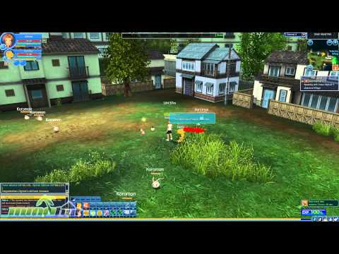 Digimon Masters Online Gameplay - First Look HD