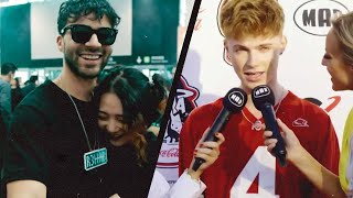 R3HAB x HRVY - Be Okay (OFFICIAL VIDEO)