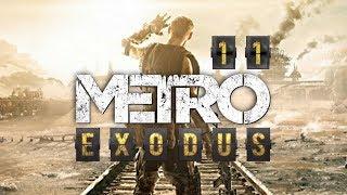 Metro Exodus (PL) #11 - Kobra (Gameplay PL / Zagrajmy w)