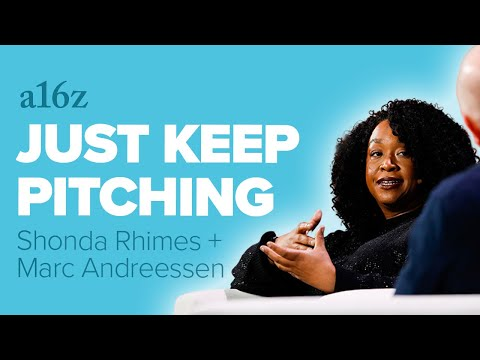 Scaling Creativity with Marc Andreessen and Shonda Rimes