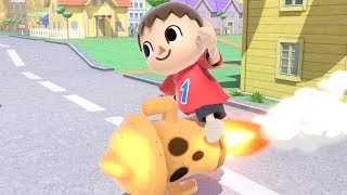 Super Smash Bros. Ultimate Part 43: Villager Classic Mode