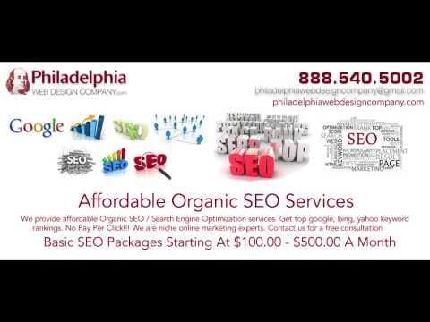 Philadelphia Organic SEO