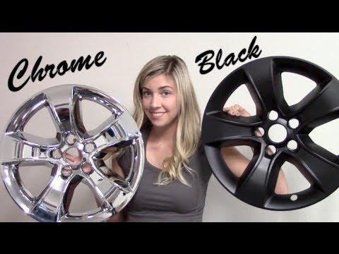 Dodge 2405 Wheel Skins Amp Simulators Hubcaps Com Youtube