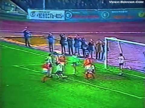 Футбол астон вилла спартак видео