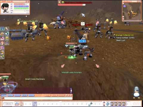 Flyff Gameplay 2011