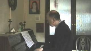 Puccini Piano Piece:  Foglio d