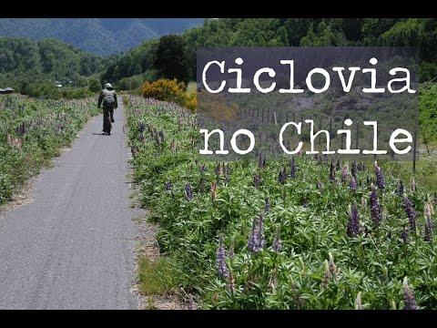 Ciclovia do Chile passa por vulcão e antiga linha de trem