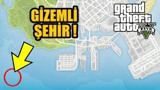 GTA 5 DE HARİTADA GÖZÜKMEYEN GİZEMLİ ŞEHİR !