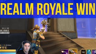 Realm Royale Win: 12 Elimination Full Game (Mage Gameplay)