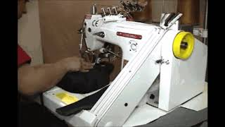 Full Automated Production Line for 5 pockets - Vibemac