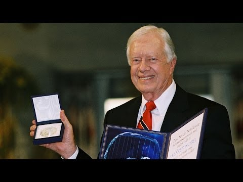 Excerpt from Former U.S. President Jimmy Carter's Nobel Peace Prize Lecture