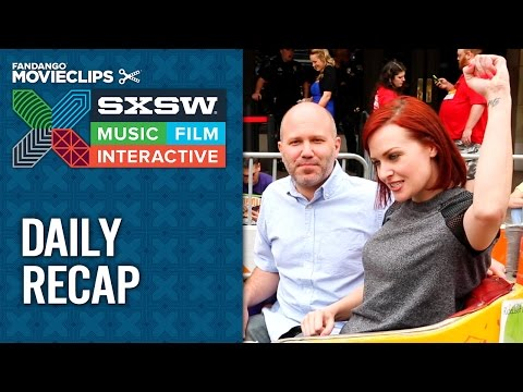SXSW 2015 - Daily Recap: Day Four - Film Festival Video HD