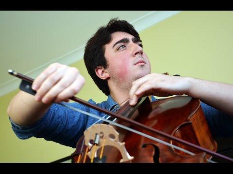 Egresado del Conservatorio de Música realizará sus estudios superiores en Alemania