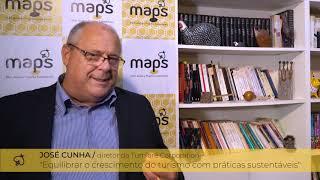 José Cunha - Depoimento Lançamento MAPS