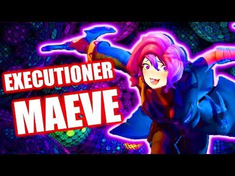 3100+ DAMAGE POUNCE?! | Street Justice Maeve Gameplay | Paladins