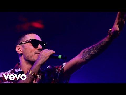 Marracash - Don (Live @ Status Tour 2015, Carroponte - Milano) ft. Achille Lauro