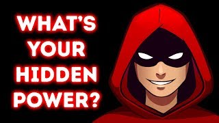 Download Video What's Your Hidden Power? A True Simple Personality Test MP3 3GP MP4
