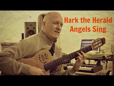 Hark the Herald Angels Sing - Rob Michael - Solo Guitar